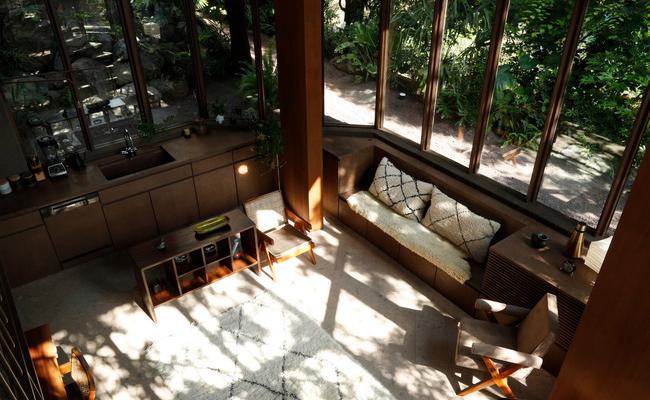 Ngôi nhà giữa Tokyo phá vỡ mọi thắc mắc về cách thiết kế căn nhà đẹp giữa lòng một thành phố chật chội