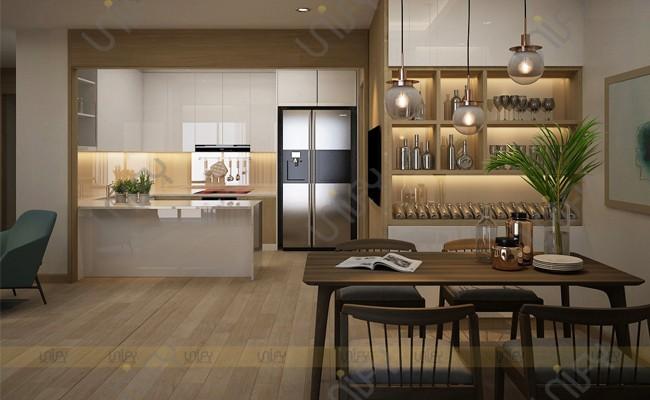Những điều nên biết khi lựa chọn tủ bếp hiện đại cho gia đình bạn