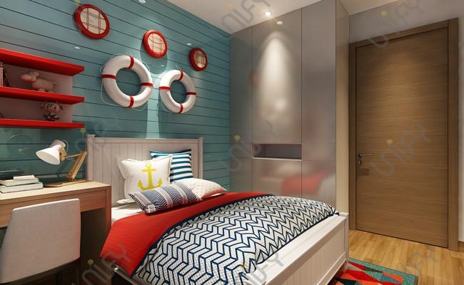 10 mẫu phòng ngủ cực đẹp dành cho bé yêu của bạn