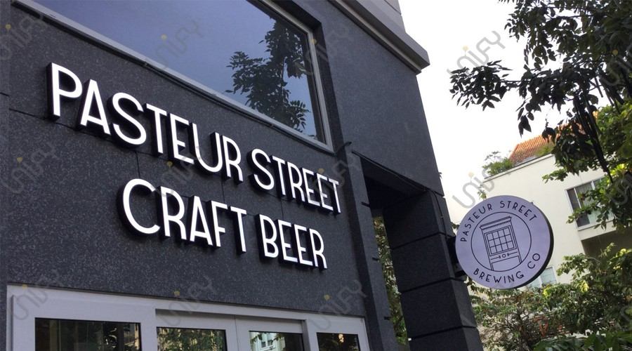 PASTEUR STREET BREWING CO. - QUẬN 7