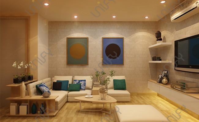 Cách lựa chọn màu sắc căn nhà theo phong thủy